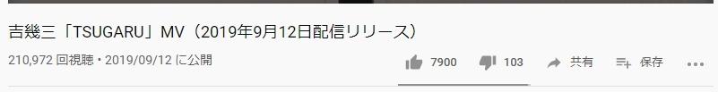 【動画】吉幾三のラップ「TSUGARU」