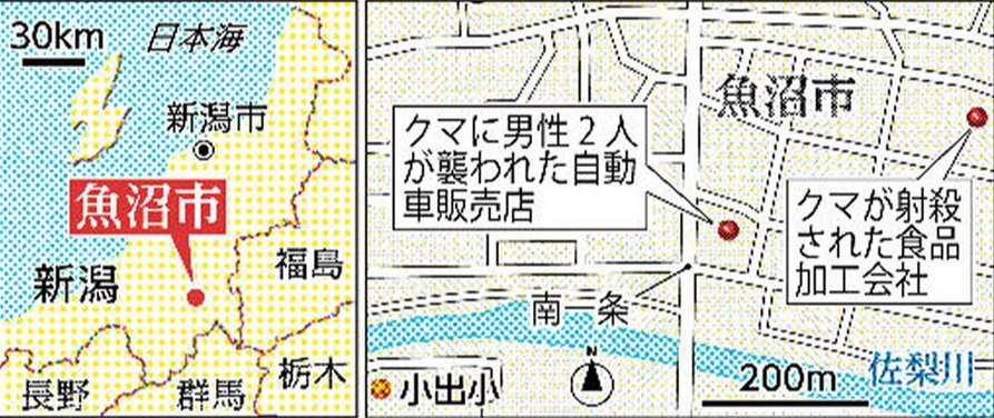 新潟県魚沼市井口新田
