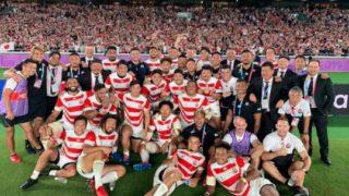 日本対スコットランド勝利