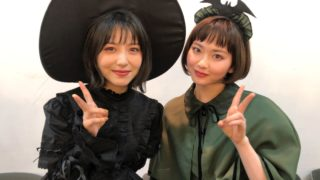アイドル・女優かわいいハロウィン仮装まとめ!2019