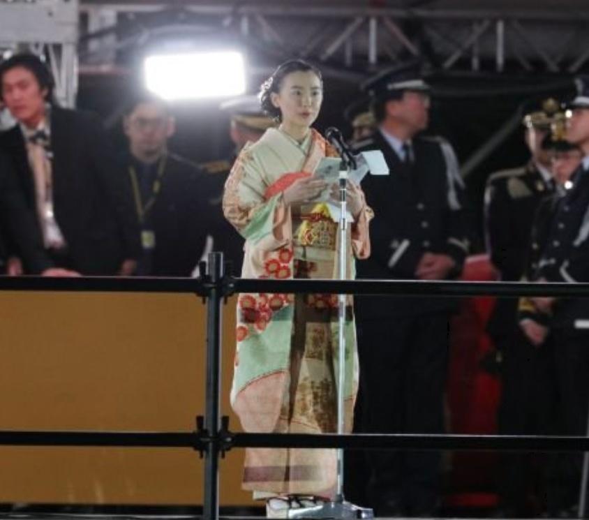動画】芦田愛菜の祝辞が素晴らしいと話題に!この人選は大正解
