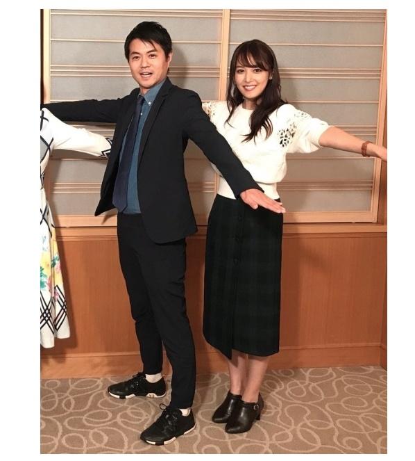 増田和也アナと鷲見玲奈アナの不倫疑惑の真相は?