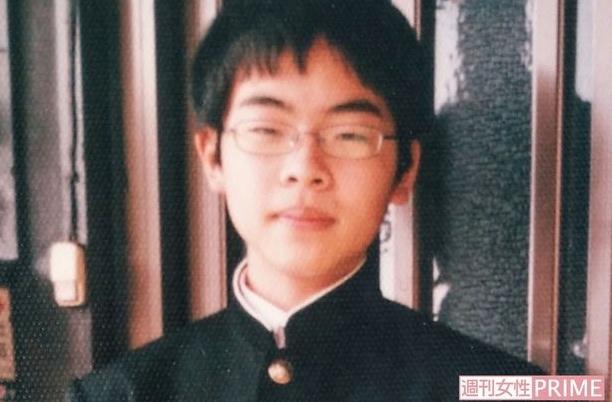 小島一郎中学生