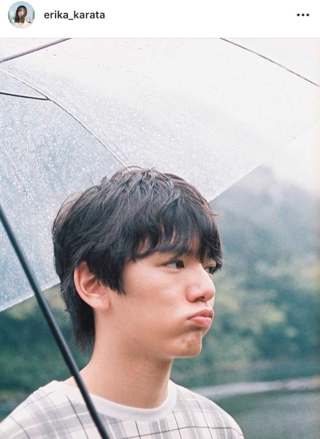 唐田えりかの匂わせインスタ俳優画像・濱田龍臣