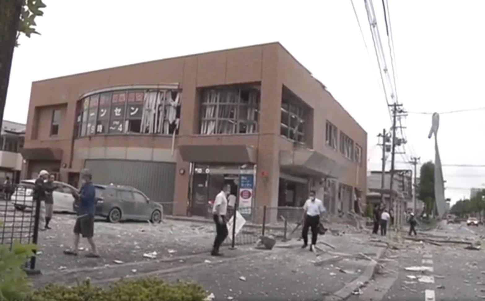 福島県郡山市島のしゃぶしゃぶ温野菜で爆発事故!場所はどこ?原因はガス漏れか。。